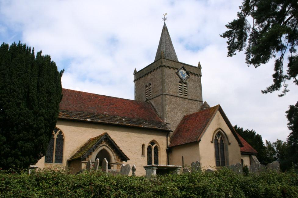 All Saints Church, Witley, Surrey